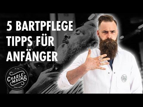 5 Bartpflege Tipps für Anfänger   Charlemagne Premium