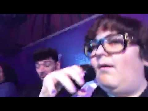 Andy Milonakis Destroys Radio Host Live on L.A Radio Show ft. Ice Poseidon