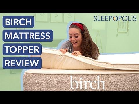Birch Living Mattress Topper Review