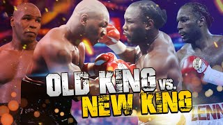 Lennox Lewis' Game Plan Against Mike Tyson (Fight Strategy Breakdown)