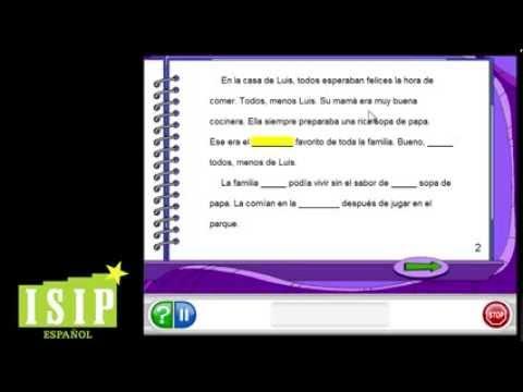 ISIP Español Overview