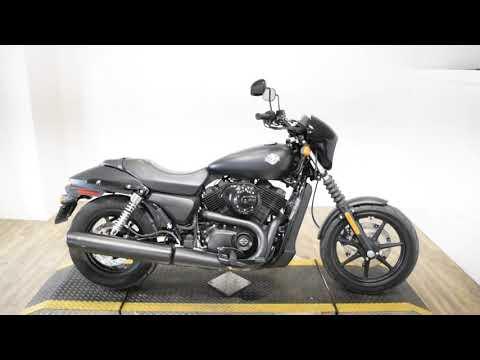 2015 Harley-Davidson Street™ 500 in Wauconda, Illinois - Video 1