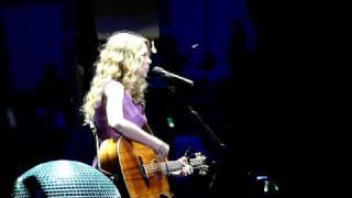 Taylor Swift Tim McGraw North Charleston Coliseum Concert April 30th 2009