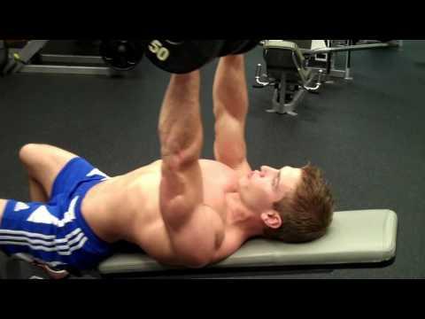 10 groupes des muscles