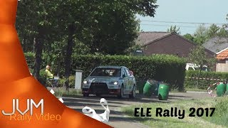 ELE Rally 2017 [HD] [Mistakes & Max Attack]