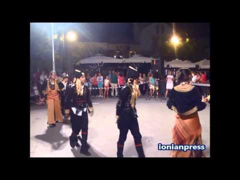 Ποντιακοί χοροί στο Ληξούρι [video]
