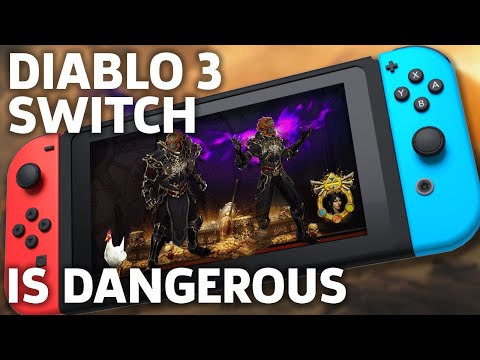 Diablo 3 On Switch Is A Fresh Way To Play A Classic