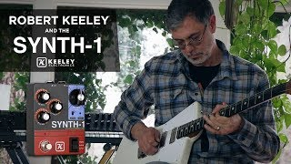 Keeley Synth-1 Effects Pedal - Andertons Music Co