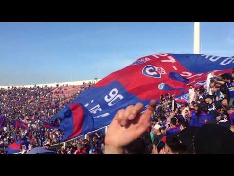 """""""Salida U De Chile Vs Everton"""" Barra: Los de Abajo • Club: Universidad de Chile - La U"""