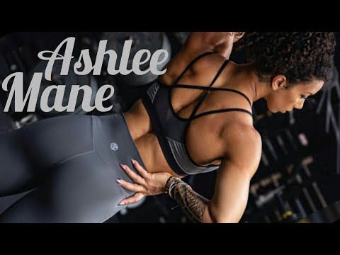 Ashlee Mane | Muscle Woman | Female Bodybuilder | Fitness Model | IFBB Pro | Bodybuilding Motivation