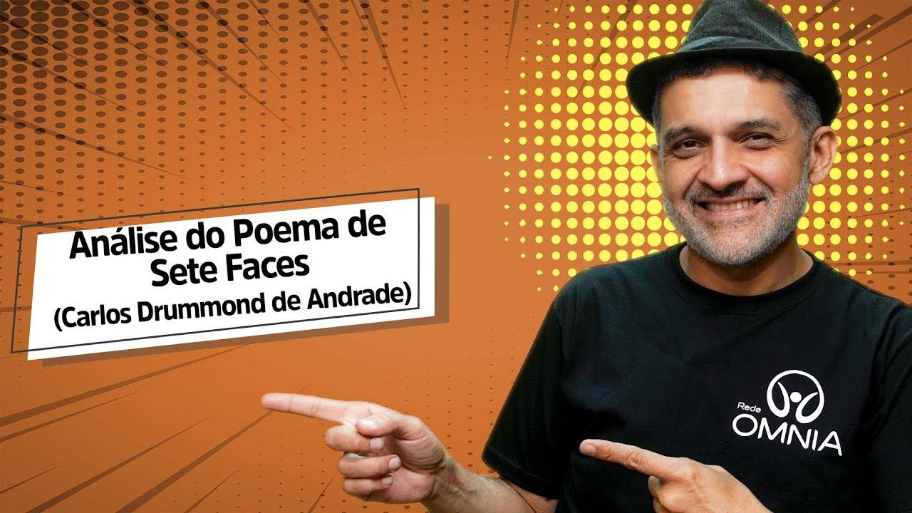 Análise do Poema de Sete Faces (Carlos Drummond de Andrade)