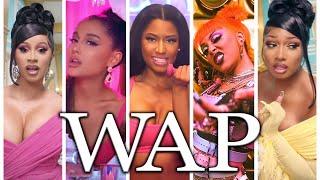 WAP (Remix) ft. Nicki Minaj, Cardi B, Ariana Grande, Megan Thee Stallion, & Doja Cat