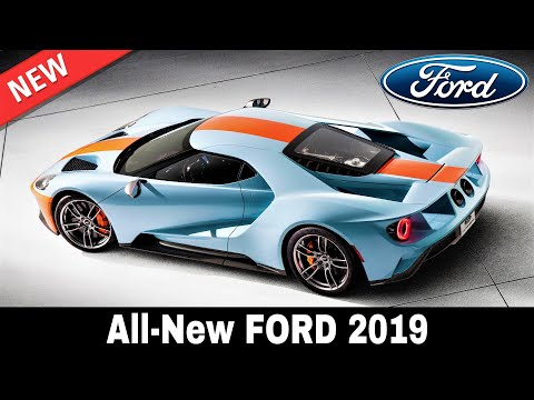 10 New Ford Cars Of 2019: Lineup Of America's Best Trucks And Autos