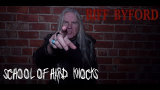Biff Byford – School of Hard Knocks (Official Video)
