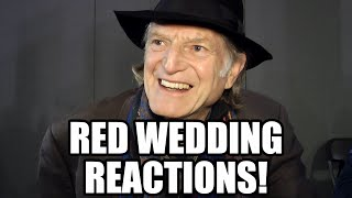 Game of Thrones Red Wedding Reactions 2 - Walder Frey, Ramsay Snow, Yara, Loras, Podrick, Blackfish