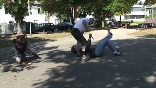 preview picture of video 'Karate Demo 2011 Tag des Sports Pliezhausen'