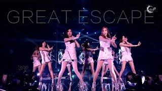 The Great Escape Lyrics - Girls Generation (少女時代) SNSD [ENGLISH LYRICS]