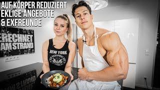 Auf Körper reduziert, eklige Angebote & Traummann! Chili sin Carne mit Kati