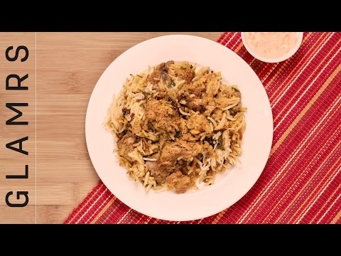 How to Make Tasty Yakhni Pulao | Kashmiri Mutton Biryani Recipe