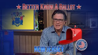 """New Jersey, Confused About Voting In The 2020 Election? """"Better Know A Ballot"""" Is Here To Help!"""