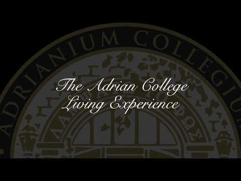 Adrian College - video