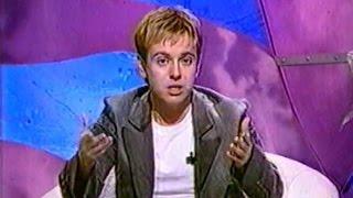 """Андрей Губин в программе """"Что хочет женщина"""" (2000)"""