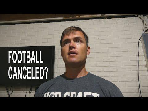 Big10 Reportedly Cancels Football Season