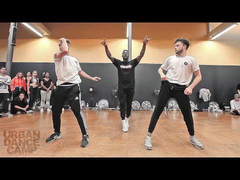 In The Morning - Jay Prince / Chris Martin Choreography ft. Eztwins / 310XT Films / URBAN DANCE CAMP