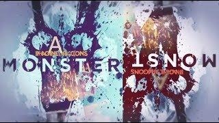 Monster (Imagine Dragons)   Lyrics With Infinity Blade Trailer
