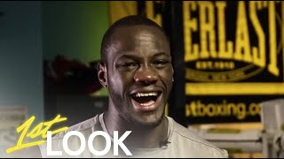 Training with the Heavyweight Champion, Deontay Wilder