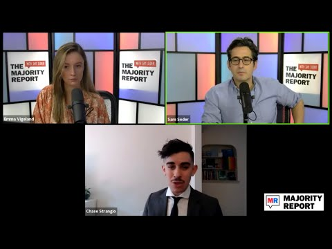 The Attacks on Transgender Rights w/ Chase Strangio - MR Live