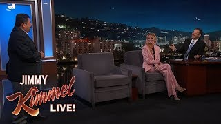 Julia Roberts Came to Collect Money from Guillermo