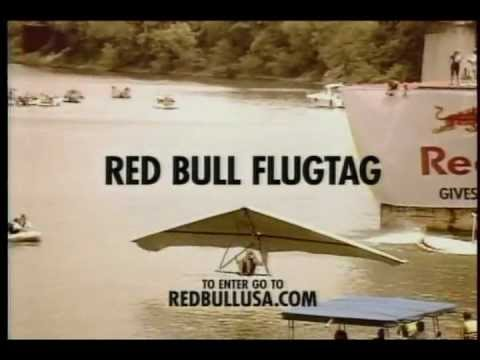 Red Bull Commercial for Red Bull Flugtag (2011 - 2012) (Television Commercial)