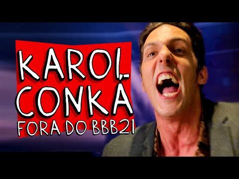 PLANTANANÃ – KAROL CONKÁ FORA DO BBB 21