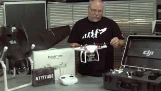 How to Set-Up Basic FPV on DJI Phantom