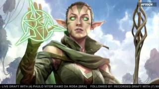 Pro Tour Oath of the Gatewatch Intro and Day 2 Draft with Paulo Vitor Damo da Rosa