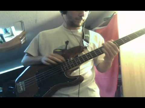 Kyuss - Fatso Forgotso Phase II (Flip the Phase) Bass Cover
