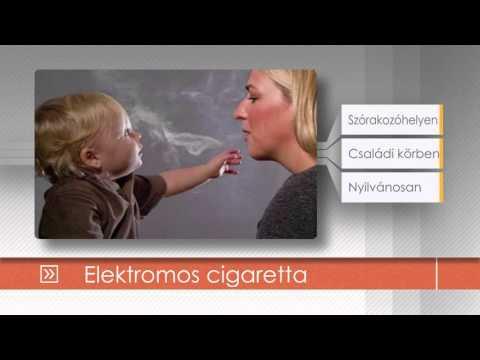 Srác leszokni a dohányzásról és gyomlálni