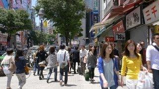 【東京】どこか異国のように感じられる渋谷歩き