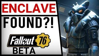 Fallout 76 (Part 4) I FOUND THE ENCLAVE LOCATION + QUESTS!