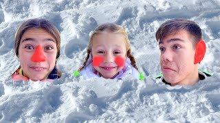 Nastya và những người bạn phiêu lưu mùa đông