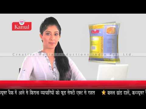 Ad Film Maker Indore, Kamal Pulses