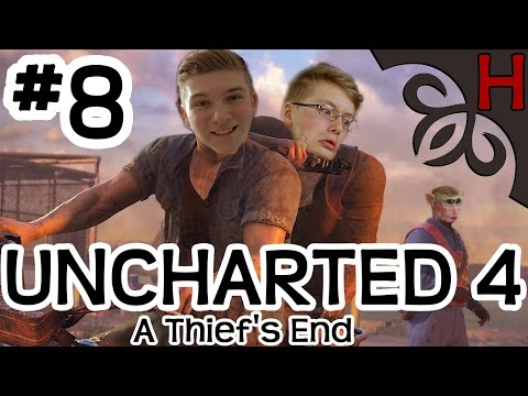 To nej z Uncharted IV│#8│CZ│1080p24fps│16:9