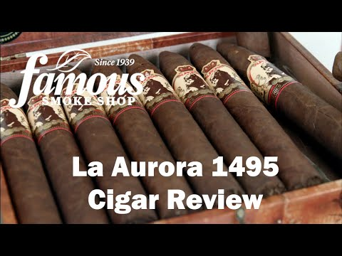La Aurora 1495 video