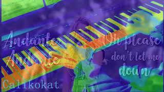 Andante Andante - ABBA - Piano