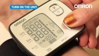 OMRON Wrist Blood Pressure Monitor HEM-6221