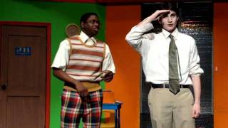 """Rip the Chipmunk"" from How to Succeed in Business w/out really trying-CHS C.A.S.T."