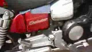 Mhua ha ha ha ha ha My 1985 Kawasaki 900 Eliminator Video