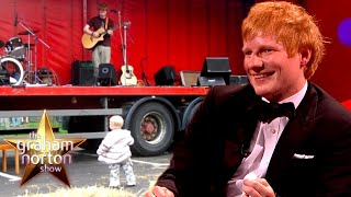 Ed Sheeran's ADORABLE First-Ever Gig   The Graham Norton Show
