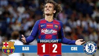 Ваrсеlоnа vs Chеlsеа 1-2 Highlights & Goals   Resumen y Goles (23/07/2019)